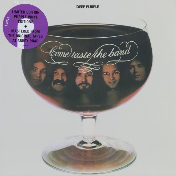 Deep Purple Deep Purple - Come Taste The Band (colour) deep purple deep purple come taste the band colour