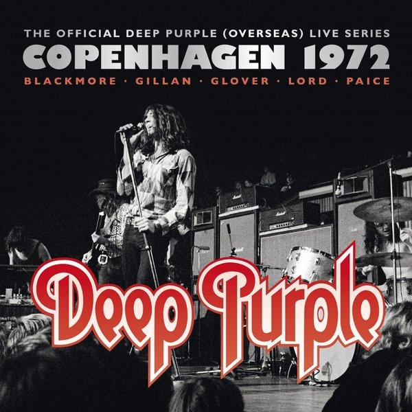 Deep Purple Deep Purple - Copenhagen 1972 (3 LP) цена и фото