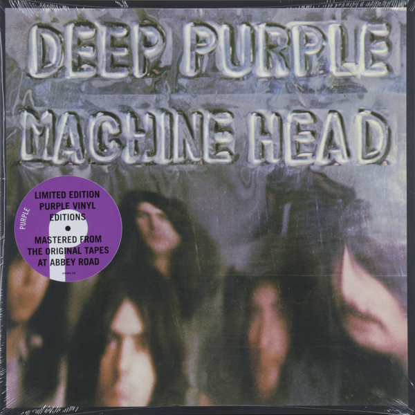 Deep Purple - Machine Head (colour)
