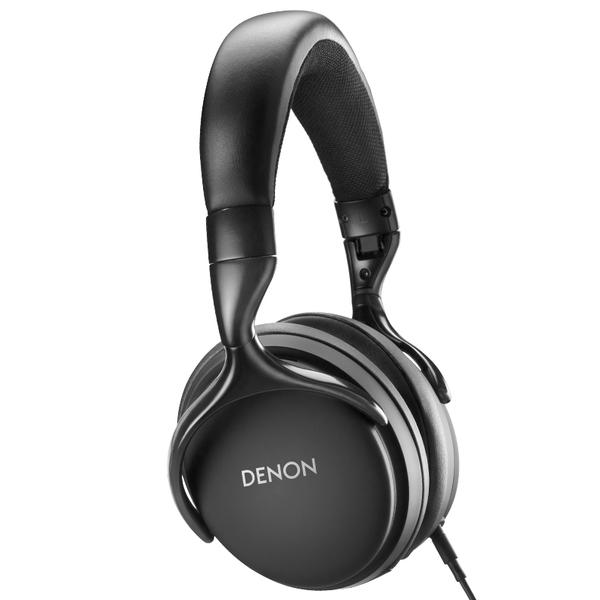 Охватывающие наушники Denon AH-D1200 Black цены