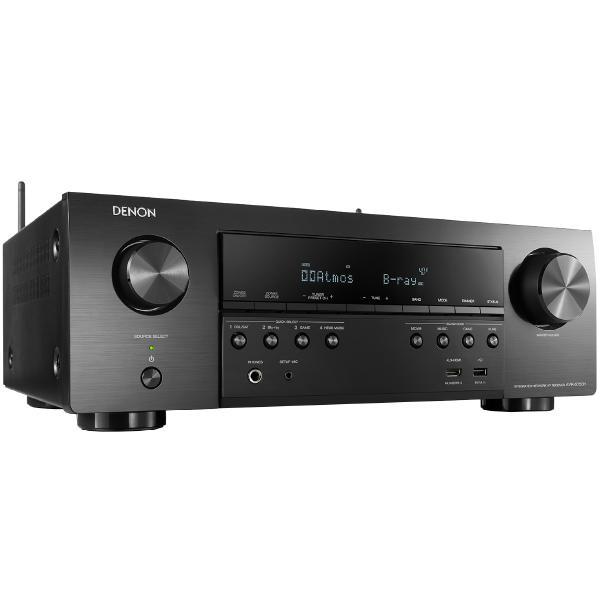 AV ресивер Denon AVR-S750H Black