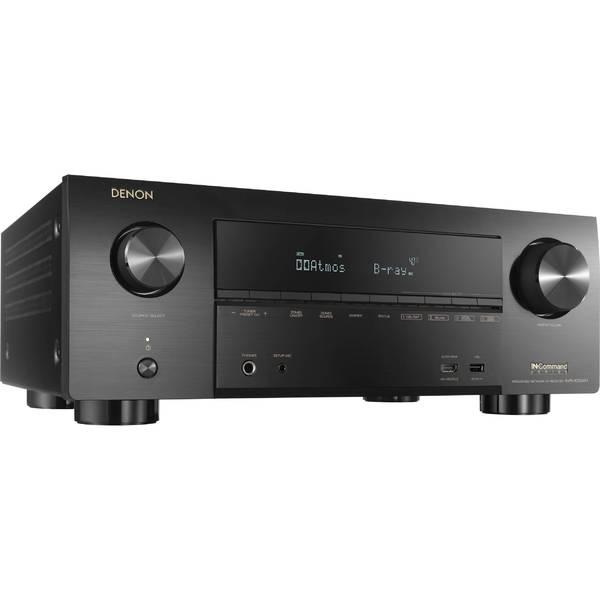 AV ресивер Denon AVR-X3500H Black