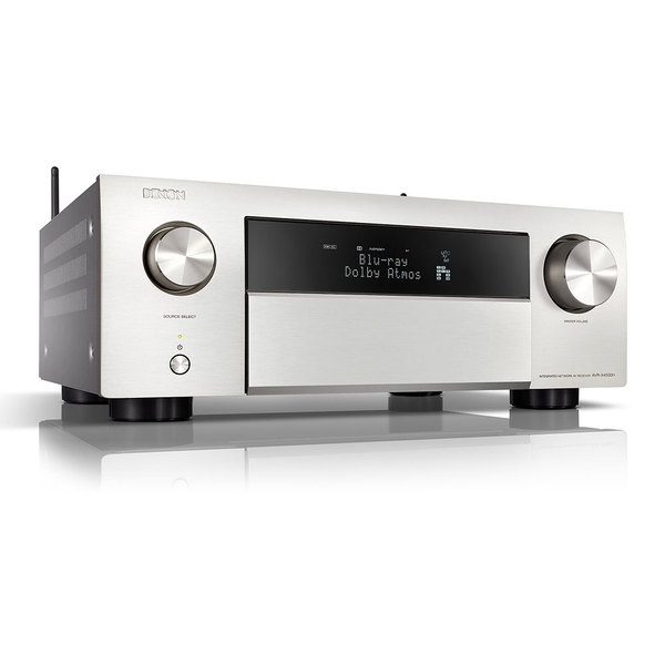 AV ресивер Denon AVR-X4500H Silver