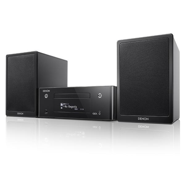 лучшая цена Hi-Fi минисистема Denon CEOL N9 Black