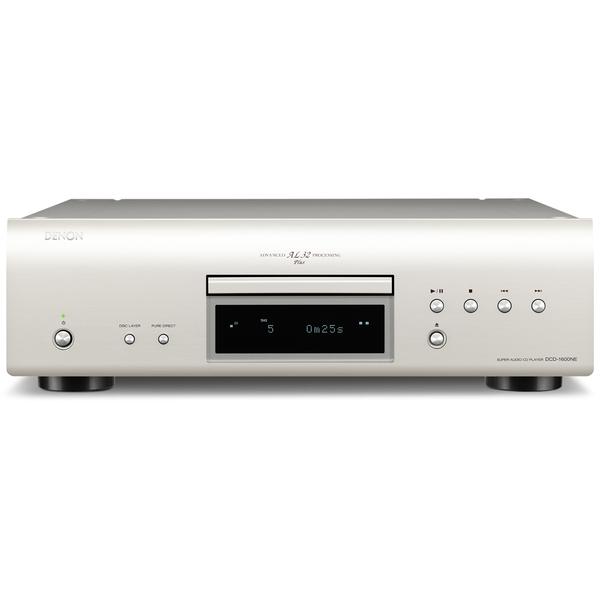 CD проигрыватель Denon DCD-1600NE Silver