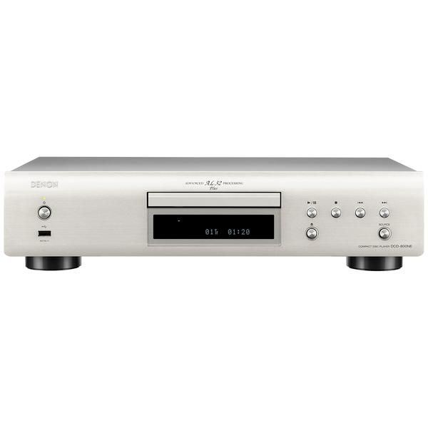 CD проигрыватель Denon DCD-800NE Silver