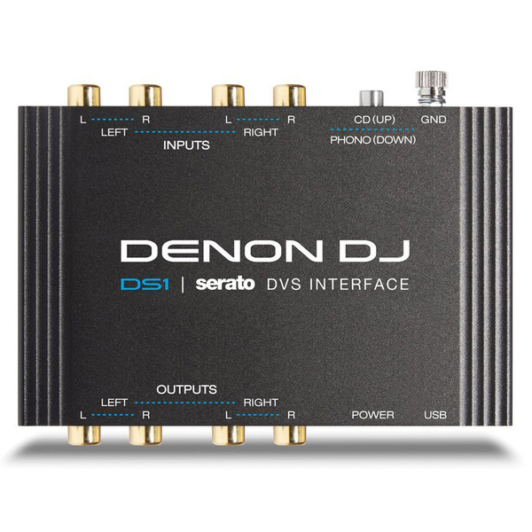 цены на Внешняя студийная звуковая карта Denon DS1  в интернет-магазинах