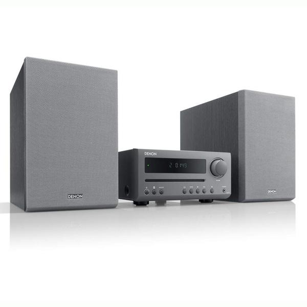 лучшая цена Hi-Fi минисистема Denon DT-1 Grey