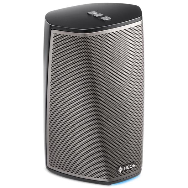 Беспроводная Hi-Fi акустика Denon HEOS 1 HS2 Black стоимость