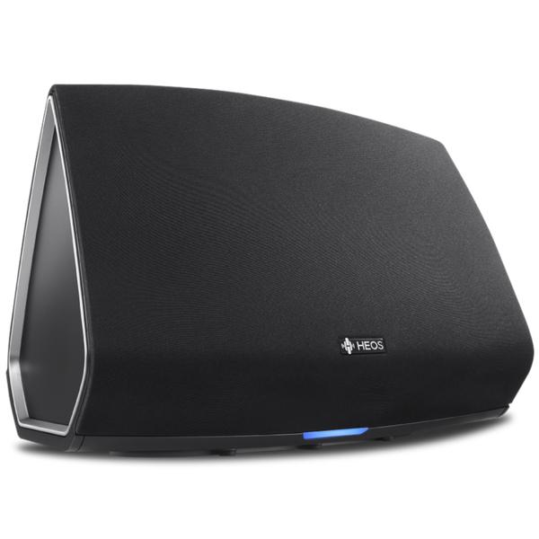 лучшая цена Беспроводная Hi-Fi акустика Denon HEOS 5 HS2 Black
