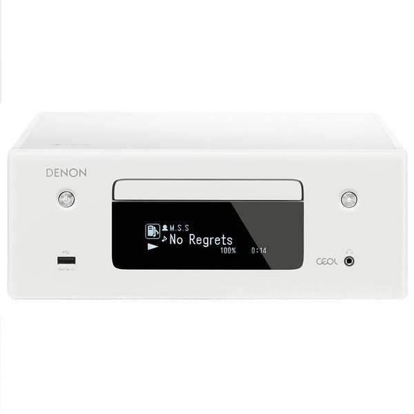 CD ресивер Denon RCD-N10 White
