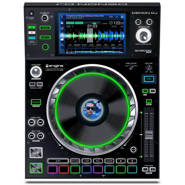 DJ контроллер Denon SC5000 Prime