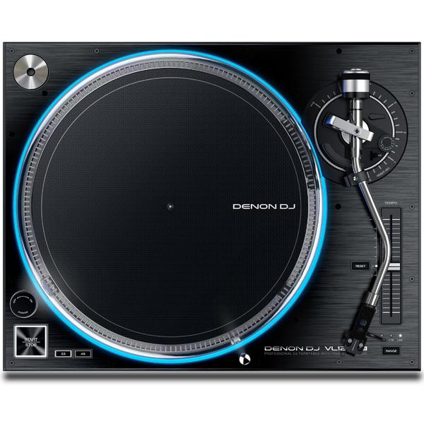 DJ виниловый проигрыватель Denon VL12 Prime цена и фото