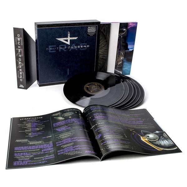 Devin Townsend Project - Eras – Vinyl Collection I (7 Lp, 180 Gr)