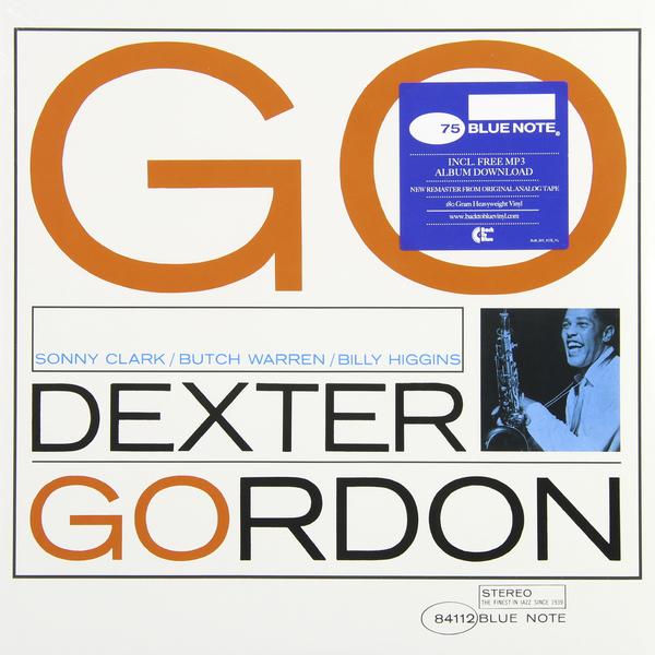 лучшая цена Dexter Gordon Dexter Gordon - Go (180 Gr)