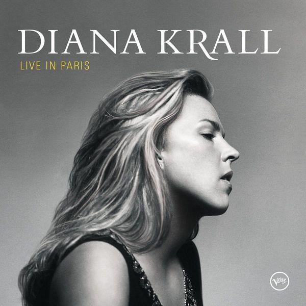 Diana Krall Diana Krall - Live In Paris (2 LP) diana krall diana krall look of love 2 lp