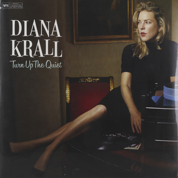 лучшая цена Diana Krall Diana Krall - Turn Up The Quiet (2 LP)