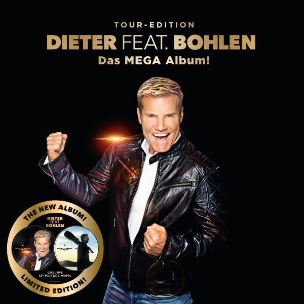 Dieter Bohlen Dieter Bohlen - Dieter Feat. Bohlen (das Mega Album) (picture) цена