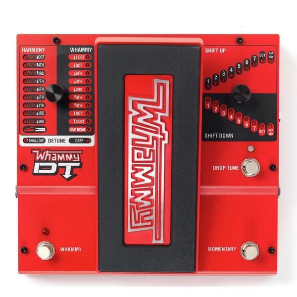 лучшая цена Гитарный процессор Digitech WHAMMY DT