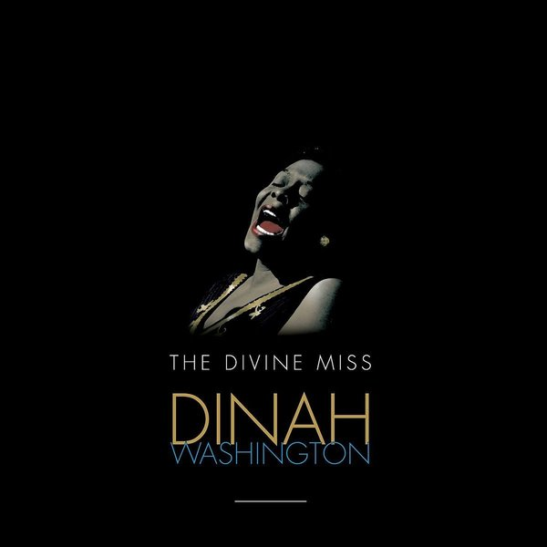 Dinah Washington Dinah Washington - The Divine Miss (5 LP) dinah jefferies teekasvataja naine