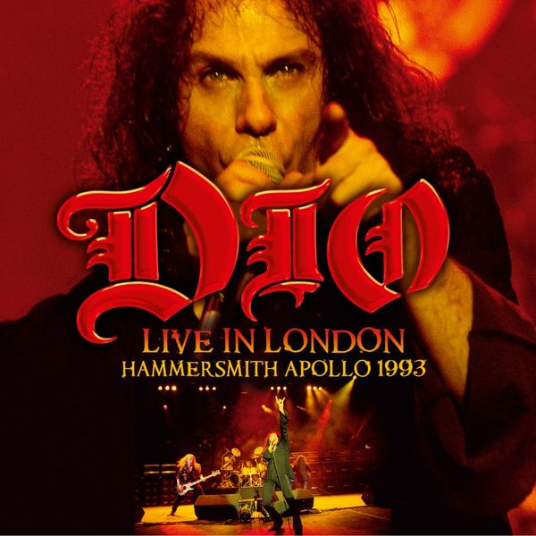 лучшая цена DIO DIO - Live In London (2 Lp+cd)