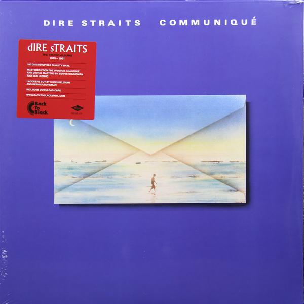 Dire Straits Dire Straits - Communique (180 Gr) dire straits dire straits brothers in arms sacd