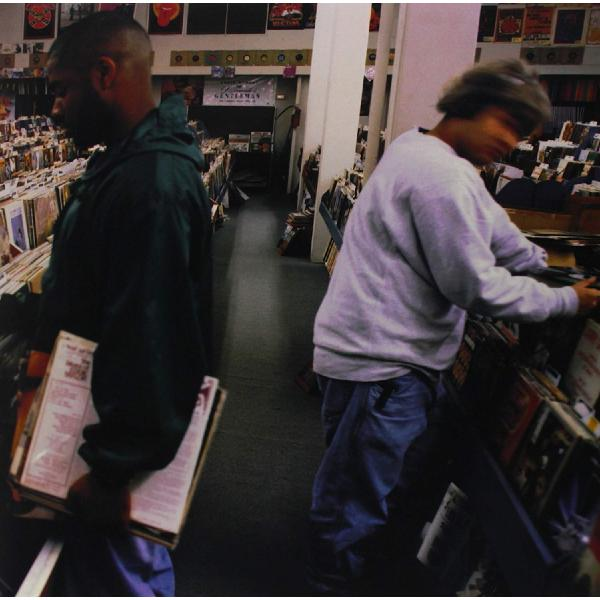 Dj Shadow - Endtroducing (2 Lp, Colour)