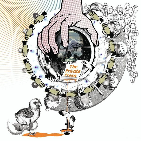 Dj Shadow - The Private Press (2 LP)