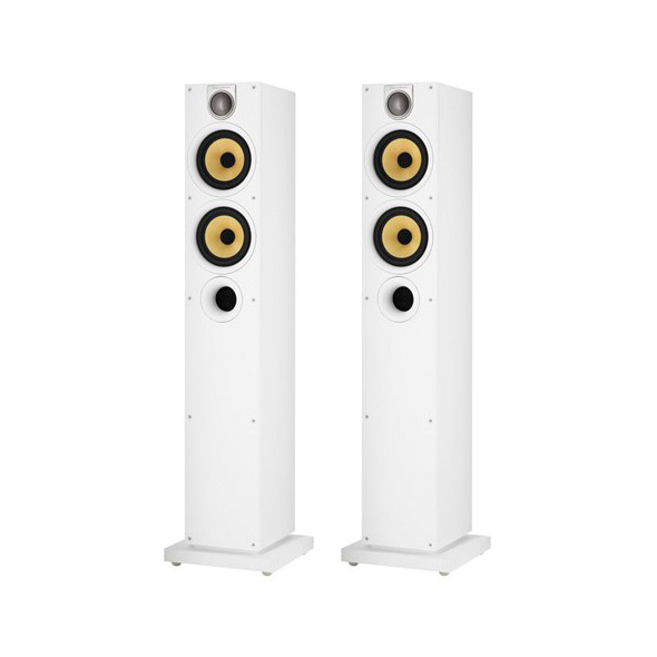 Напольная акустика B&W DM684 S2 White (уценённый товар) цена и фото