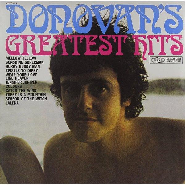 Donovan - Greatest Hits (1969)