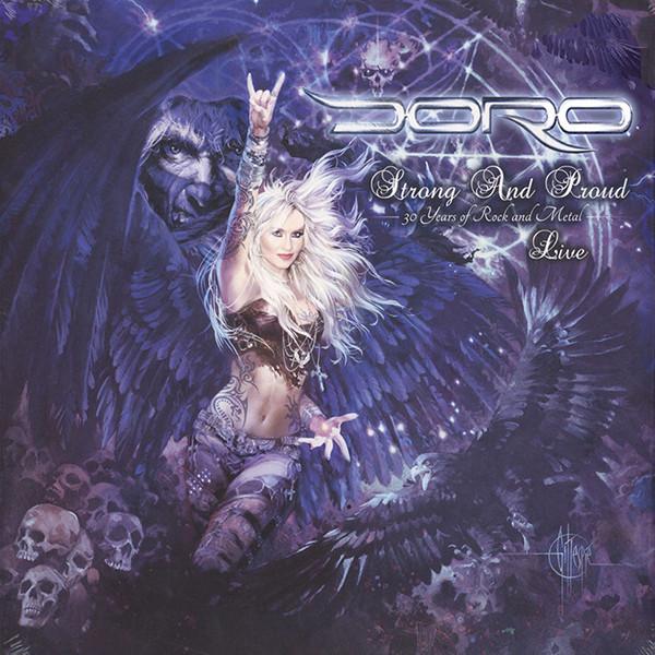 лучшая цена DORO DORO - Strong And Proud (2 LP)