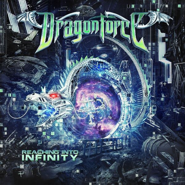 Dragonforce - Reaching Into Infinity (2 LP)