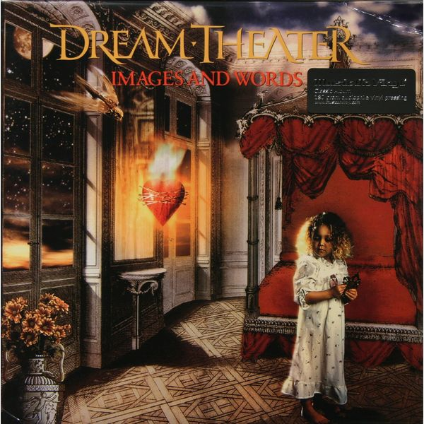 Dream Theater Dream Theater - Images And Words цена и фото