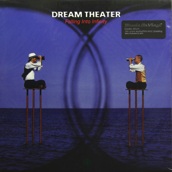 Dream Theater Dream Theater - Falling Into Infinity (2 Lp, 180 Gr) dream theater dream theater falling into infinity 2 lp 180 gr