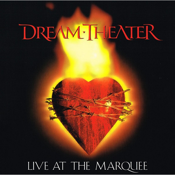 Dream Theater Dream Theater - Live At The Marquee цена и фото