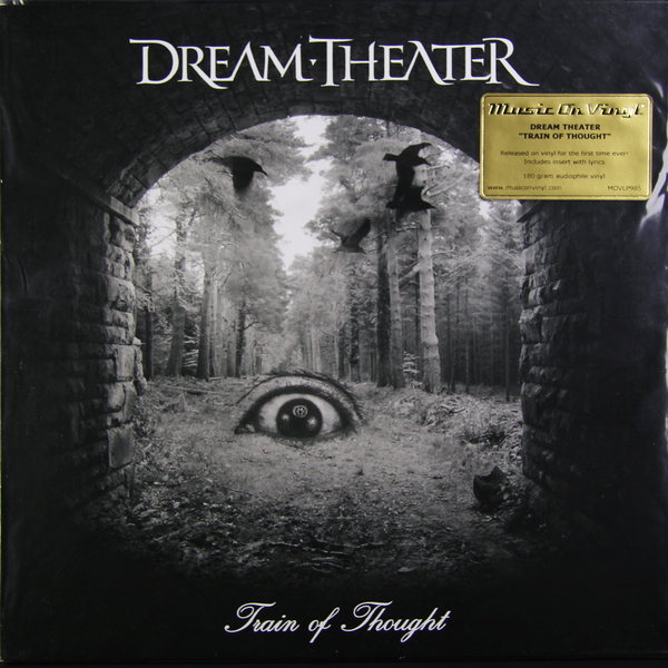 Dream Theater Dream Theater - Train Of Thought (2 Lp, 180 Gr) dream evil dream evil the book of heavy metal lp cd