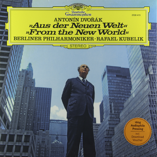 Dvorak DvorakRafael Kubelik - : Symphony Nos.9 (180 Gr)