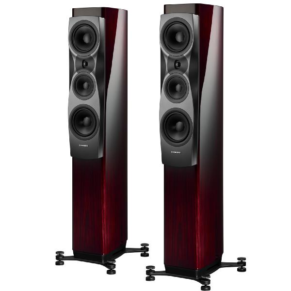 Напольная акустика Dynaudio Confidence 30 Ruby Wood High Gloss