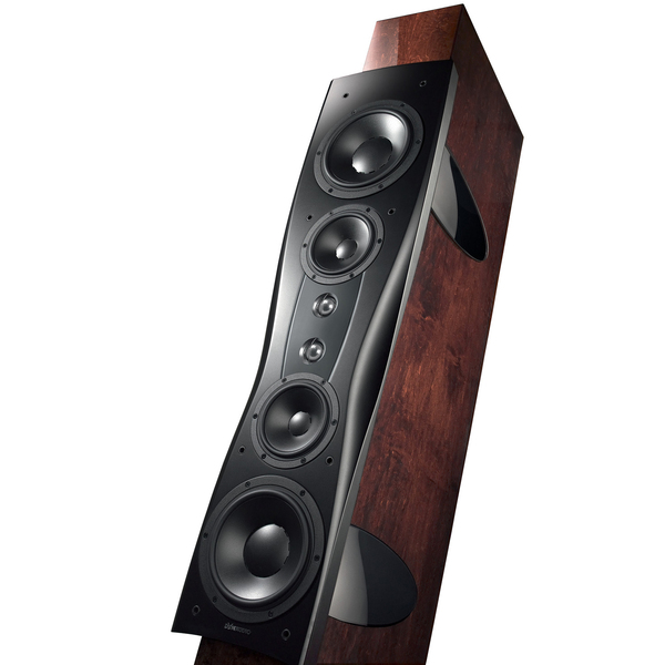 Напольная акустика Dynaudio Confidence Platinum C4 Rosewood High Gloss центральный громкоговоритель dynaudio confidence platinum center mocca high gloss