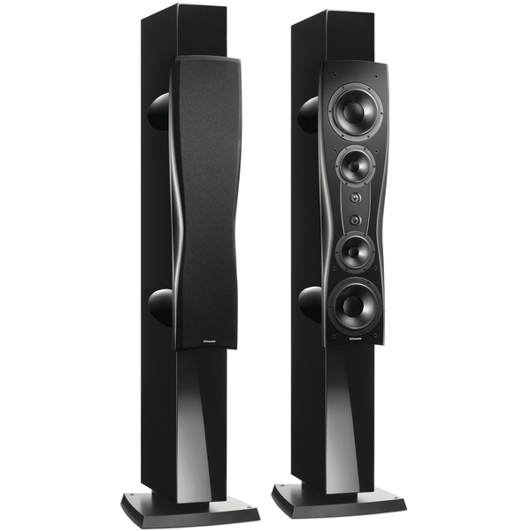 Напольная акустика Dynaudio Confidence Platinum C4 Black Piano Lacquer