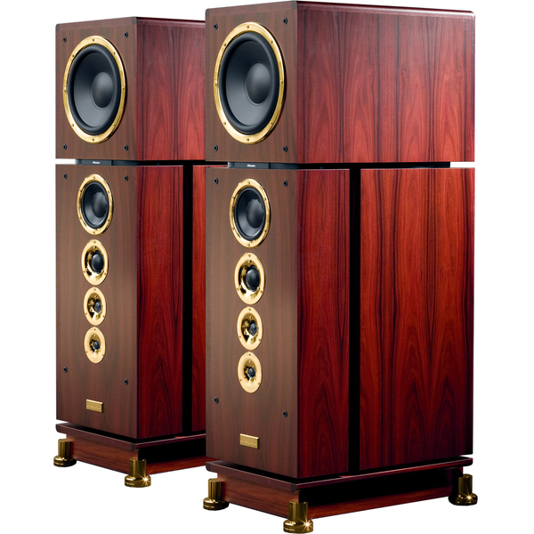 Напольная акустика Dynaudio Consequence Ultimate Edition Rosewood Satin/Gold