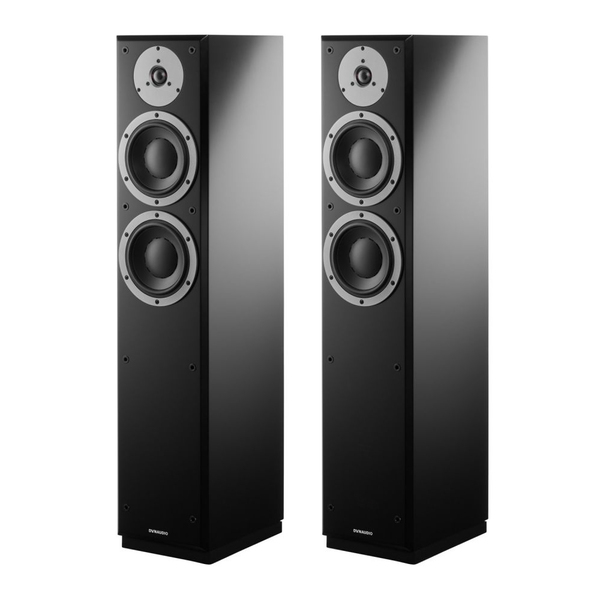 Напольная акустика Dynaudio Emit M30 Satin Black