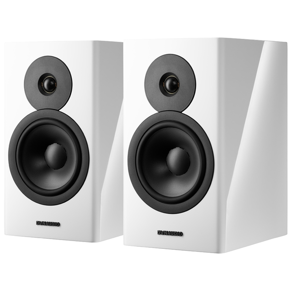 Полочная акустика Dynaudio Evoke 20 White High Gloss