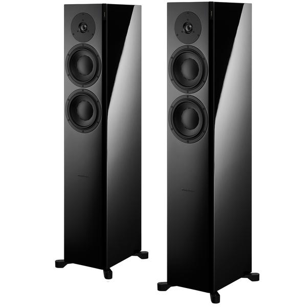 Активная напольная акустика Dynaudio Focus 30 XD Black Piano Lacquer стоимость