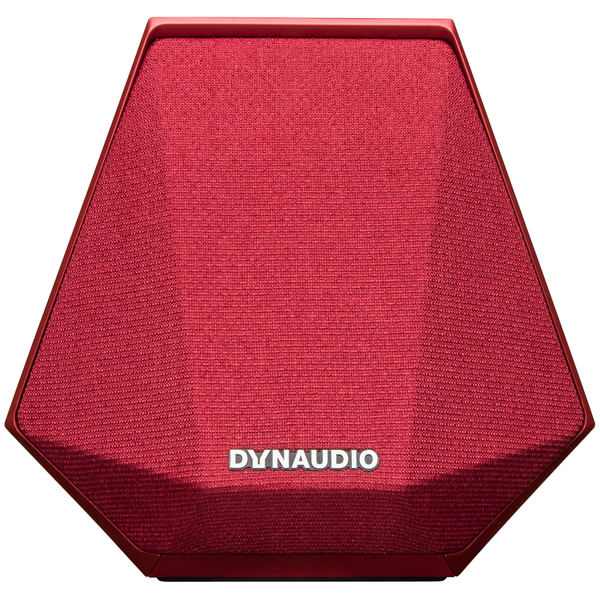 Портативная колонка Dynaudio Music 1 Red slw 866 dark red mini finger touch jazz drums music game set red silver 3 x aaa