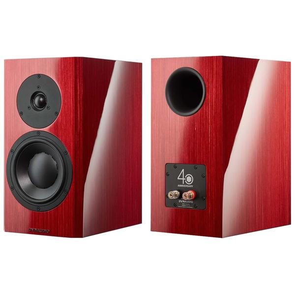 Полочная акустика Dynaudio Special Forty Red Birch High Gloss