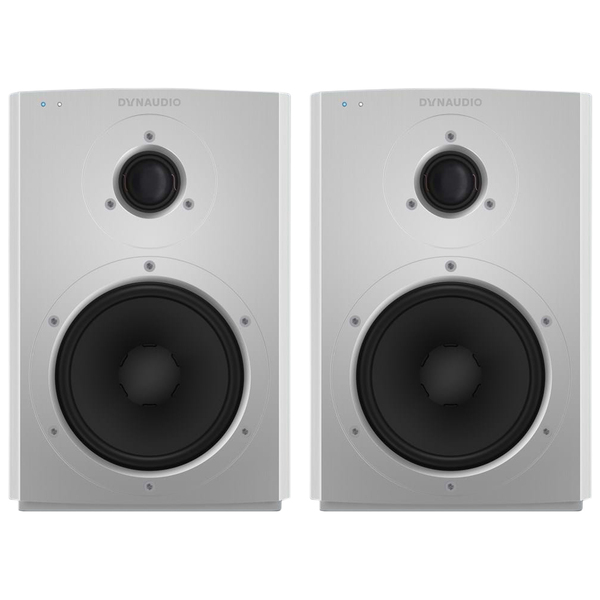 лучшая цена Активная полочная акустика Dynaudio Xeo 2 White Satin
