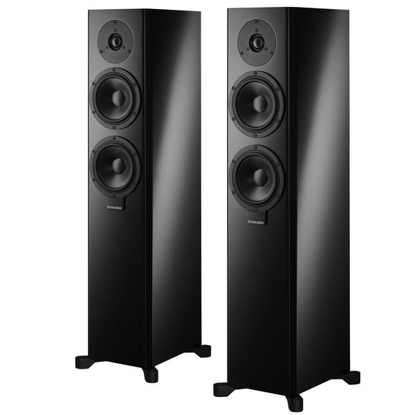 лучшая цена Активная напольная акустика Dynaudio Xeo 30 Black Satin