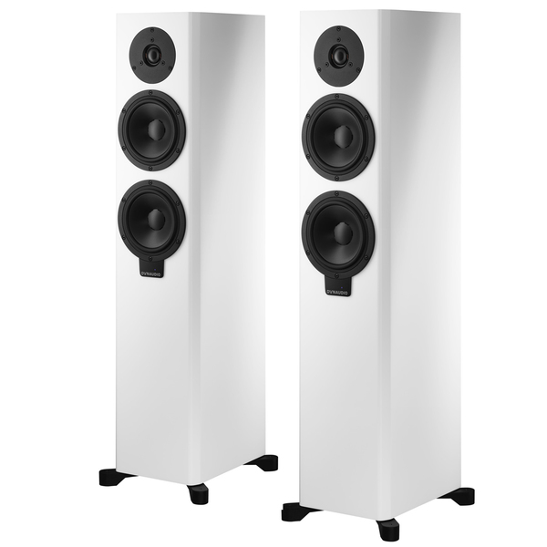 лучшая цена Активная напольная акустика Dynaudio Xeo 30 White Satin