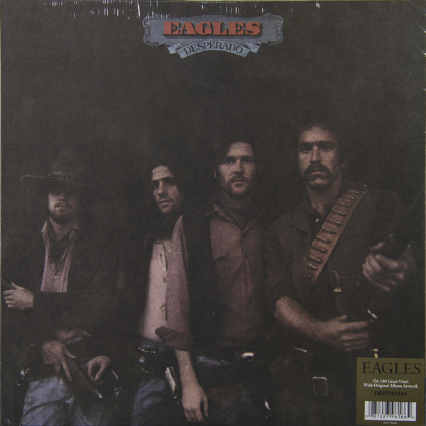 Eagles Eagles - Desperado (180 Gr) eagles hotel california cd